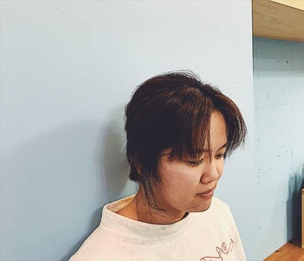 美容師直伝!ぱっくり割れてしまう前髪を直す、簡単なスタイリング法!