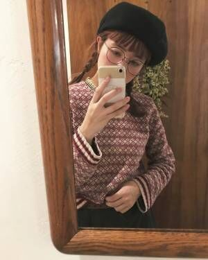 髪もおしゃれを楽しもっ♥ファッションに合わせた簡単ヘアアレンジ◎