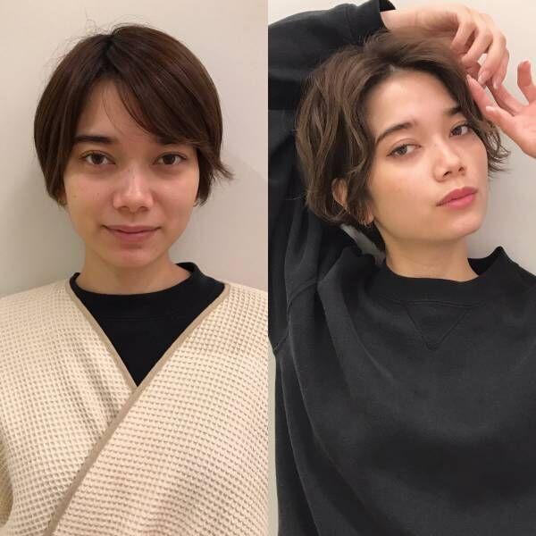 髪を変えて自信を取り戻そう!新しい自分になれるショートヘア 3選