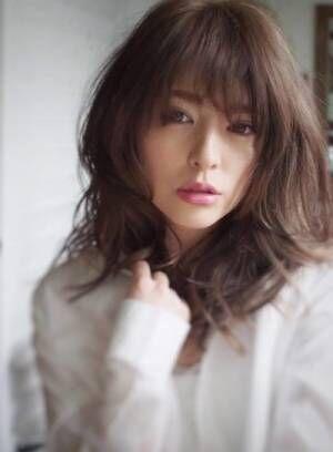 イメージ4タイプ別!似合う前髪で印象チェンジ☆