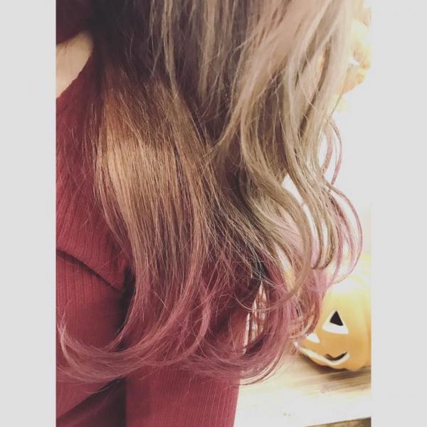 春はピンクがオススメ◎トレンドヘアカラーのご紹介♥