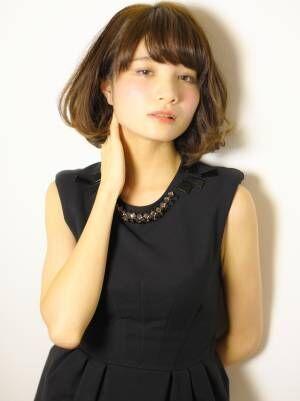 【自分の顔型に似合う髪型が知りたい!】エラ張りベース型さんに似合う髪型解説