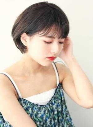 ☆大人の女性に大人気☆横顔美人ショートヘアカタログ