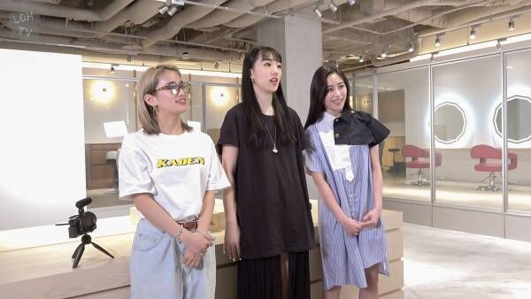 LDH TV×Beauty naviコラボ第二弾!E-girls YURINOがあのメンバーに変身!