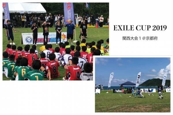 \EXILE CUP 2019開催/ 海風を感じながら野外ヘアアレンジ(^^)【京都会場】