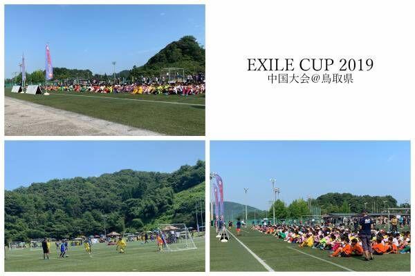 \EXILE CUP 2019開催/ヘアアレンジで真夏の野外を満喫♡【鳥取会場】