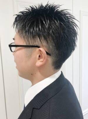 シルエットで決まるメンズスタイル☆