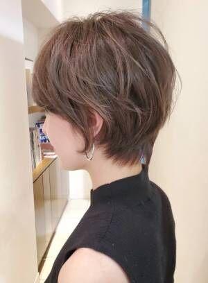 【美人のバランス】◇圧倒的バランスで誰でも美人になれるショートヘア特集
