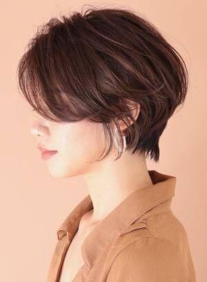【30〜50代女性必見】大人のハンサムショートにしてみたい人に見てほしいヘアカタログ☆