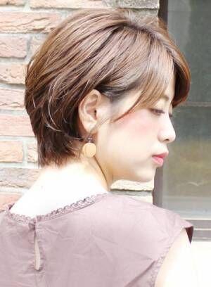シルエットが綺麗な30代40代50代の大人女性にオススメの髪型☆