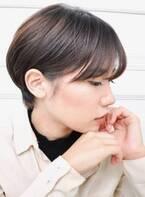 簡単スタイリングが人気急増☆大人美人ショート特集☆☆