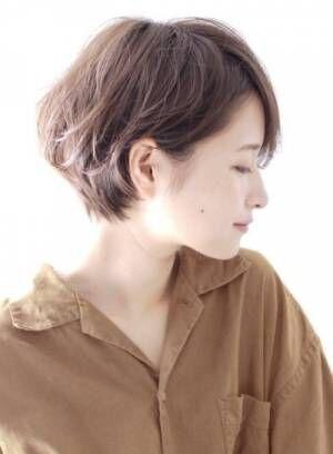 絶対ハズさない! #大人カジュアル ショートヘア特集☆