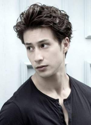 髪型に歳は関係ない!年齢を気にせず出来る外国人風メンズ髪型!