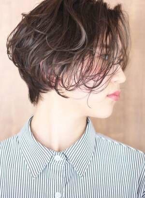 白髪染めでも明るくオシャレ色にできる☆ハイライトカラーで立体感、ボリュームUP、白髪ぼかしにも◎