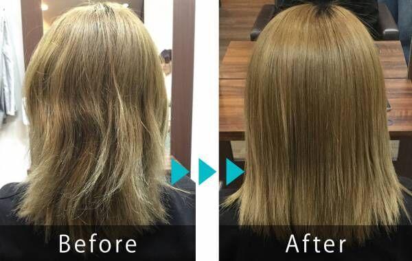 """大人女性の髪悩み救世主!髪質を改善したかのような仕上がりの""""第三のヘアケア""""って知ってる?"""