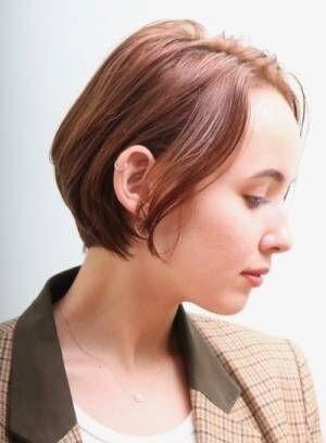 【大人女性限定・銀座】人気女優ショート・ボブ特集