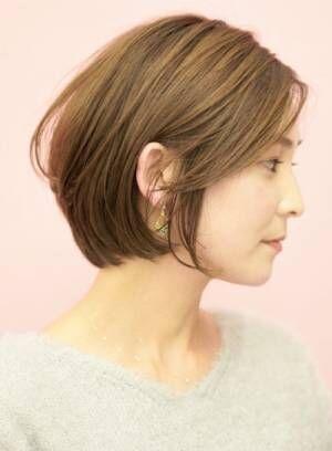 【30代40代50代☆】とても分かりやすい!色々な耳掛けショートのヘアカタログ☆