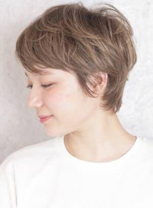 春のイメチェンにオススメしたい☆厳選ショートヘア特集