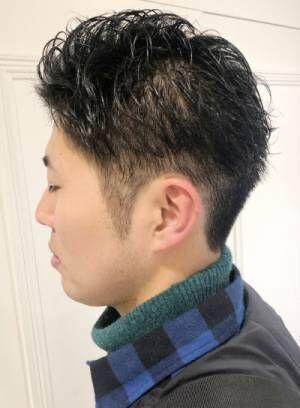 働く大人の男性におすすめ☆清潔感のある髪型☆