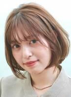 【大人女性に見て欲しい】銀座・人気ボブスタイル〜野川涼太〜