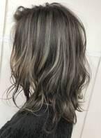 【20代・30代・40代の大人女性必見☆】EME hair brandsハイライトカラー特集♪