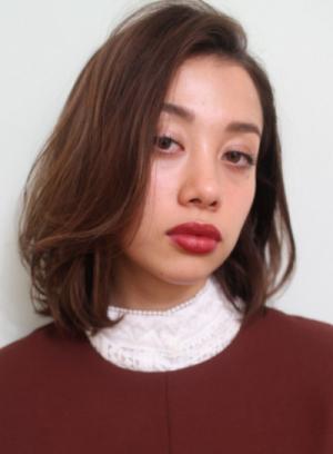 【グレージュの次!】新定番シアーベージュ×小顔ボブスタイル〜野川涼太〜