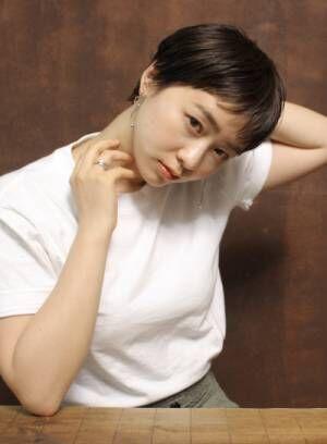 [梅雨時期にオススメ]女性らしいショートスタイル特集