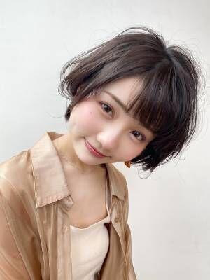 【お手入れ簡単】オーダー殺到の大人ショートボブヘアカタログ☆