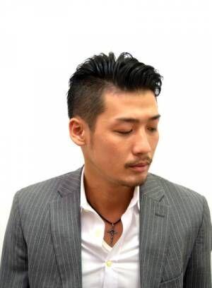 男のヘアスタイル2020年夏