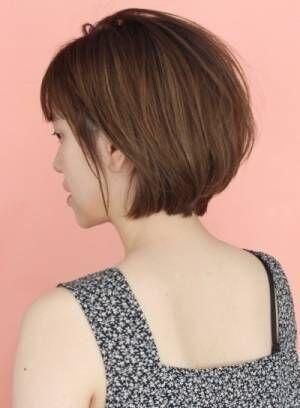 【江連】髪質・骨格別オススメショートヘア集