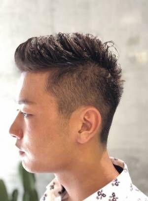 【メンズヘアカタログ】夏におススメなスタイル5選+1♪