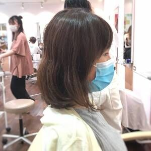 ママさん達が髪型を変えるなら☆ソフトウルフがオススメ!!