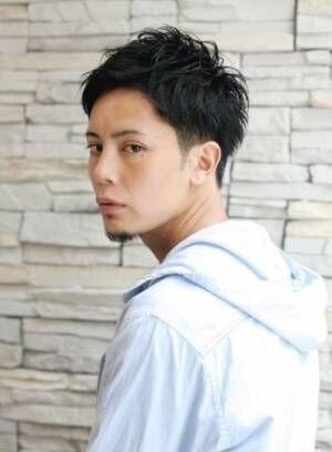 """""""男の色気"""" を感じる 髪型 特集!!!"""