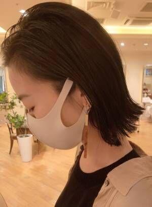 【マスクでも可愛く美人見えする◎】ショート&ボブ特集‼︎