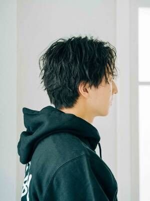 【メンズヘアスタイル】