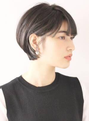 【江連】冬にオススメショートヘア特集
