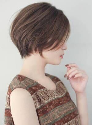 """大人ショートは""""上品さ""""が命!30代40代の大人女性におすすめの大人ショートヘアまとめ☆"""