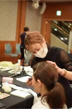 美容室ギッシュが「2020ミセスアースジャパン愛知大会」ヘアー&メイクを担当しました!