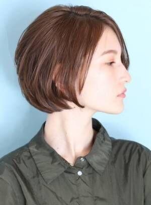 【30代40代50代】ずっと綺麗でいたい方に贈るショートヘア☆