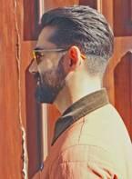 【最新ヘアスタイル】トレンドをおさえたバーバー系の刈り上げヘアスタイル特集