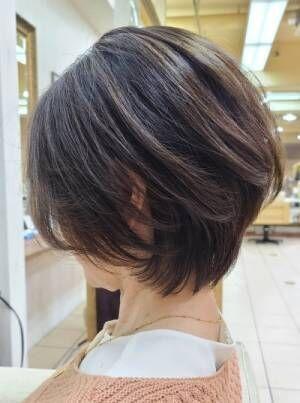 【保存版】大人女性向けのハイライトは、どうやって白髪をぼかすの??