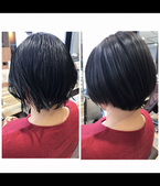 【before after】ショートスタイル♪