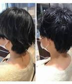 【before after】メンズパーマ