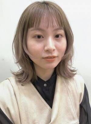 大人女性にオススメ*こなれミディアム〜BEAUTRIUM265・野川涼太〜