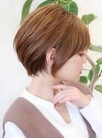☆2021年春は大人可愛いショートスタイルで決定☆