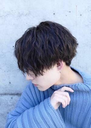 オーダーが一番多い★おすすめ最新メンズヘアスタイル