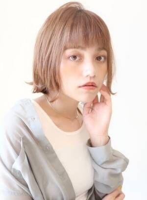 ☆イメチェンで肩上スタイルにチャレンジしたい方にお勧めの髪型集☆