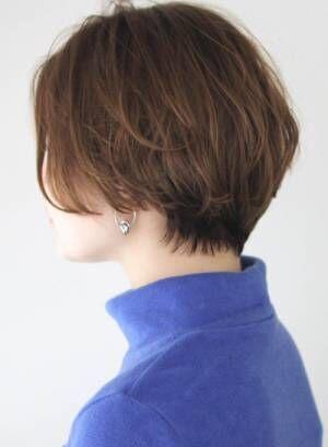 *【目時】〜春ヘア×丸みショートヘア〜*
