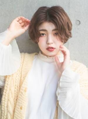 【美シルエット】大人女性にオススメのショート・ボブスタイル特集☆