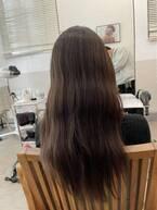 エイジング毛のお悩み解決、艶がなくなった髪が艶髪になる髪質改善トリートメント。